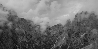 A picture from Dolomiti-Val canali by Fabio Palmieri