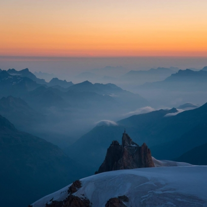 Chamonix by Jase Wilson