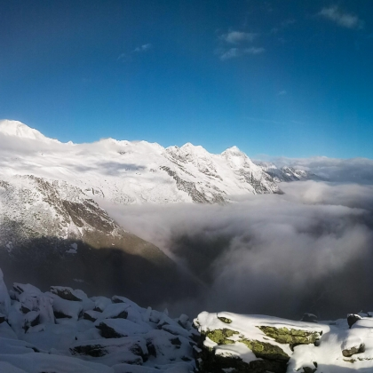 Zillertal by Andras Meszey