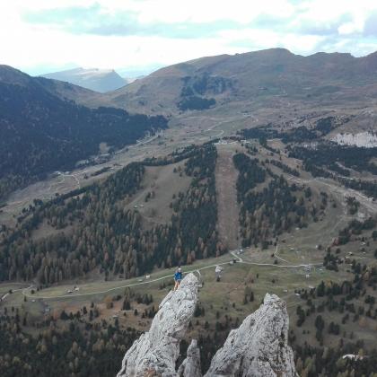 Dolomites by Roberto Bravi