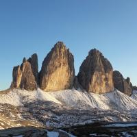 Tre Cime di Lavaredo by Raphael F