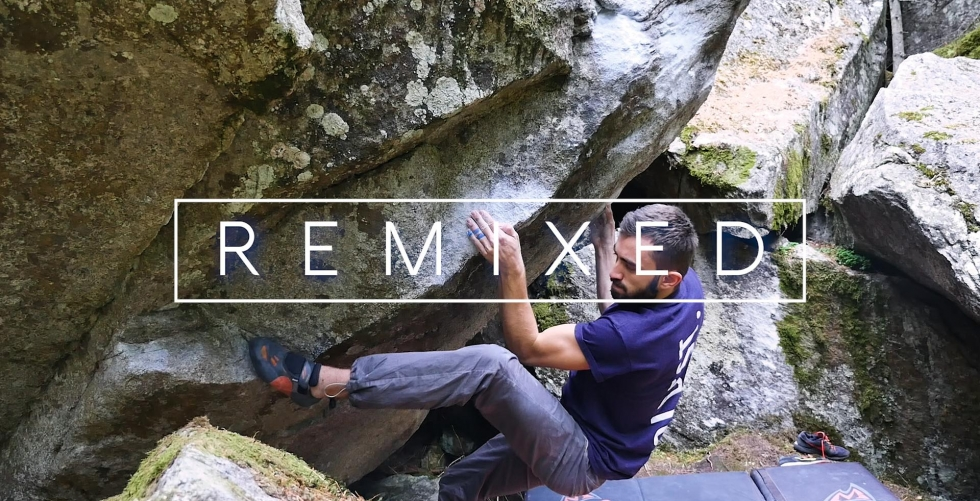 Remixed 7C+/8A | Zillertal (Zillergrund Wald) in Zillertal