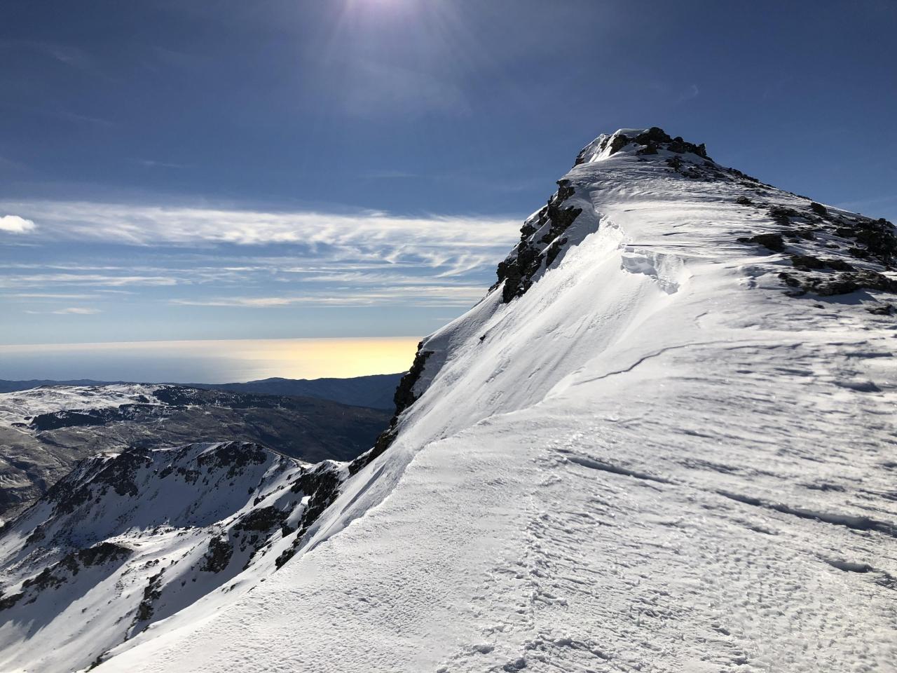 A picture from Sierra Nevada by Javi de Mora