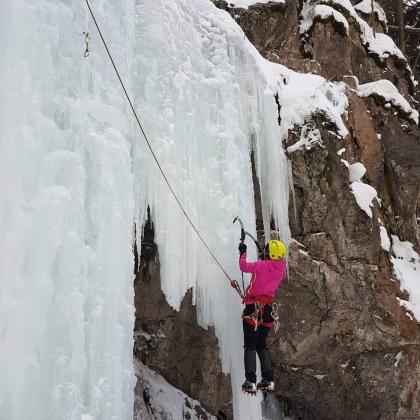 Tatry Bielovodská dolina Mrozekov ľad by Noémi Vigh