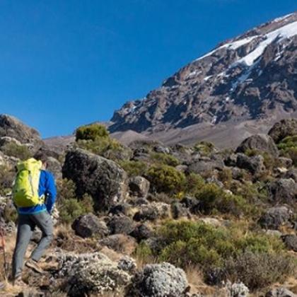 Lemosho glades Kilimanjaro climbing by Kiliho Guidance
