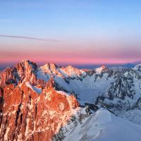 Aiguille du Midi by Mic Huizinga