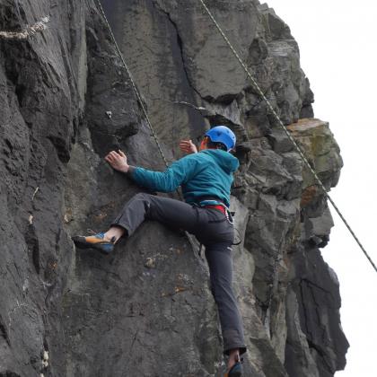 bram crag quarry by C Climber