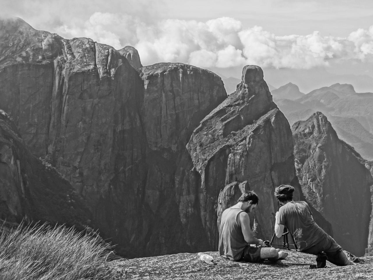 A picture from Parque Nacional da Serra dos Órgãos by Kurt Bergan