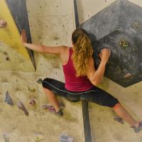 Granit bolder gym by Ana Todovic