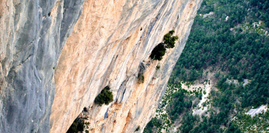 A picture from Gorge du Verdon by Mich the K