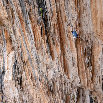 Leonidio, Elona by KIOT Klettern in Osttirol