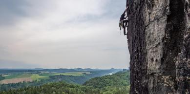 A picture from Sächsische Schweiz by Jan Zahula