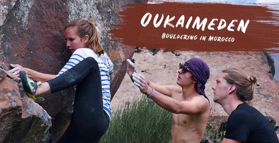 Oukaimeden | Bouldering in Morocco in Oukaimden Morocco