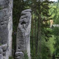 Adršpach-Teplické Skály by Jan Zahula