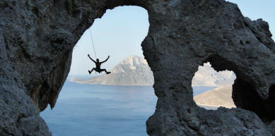 A picture from Kalymnos by Harald Klemm