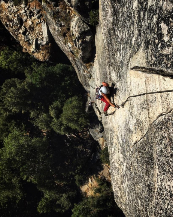 A picture from Yosemite by Caro Barcena