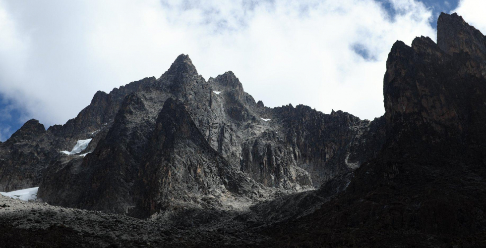 Mont Kenya, Janvier 2019 in Deuxième sommet d'Afri...