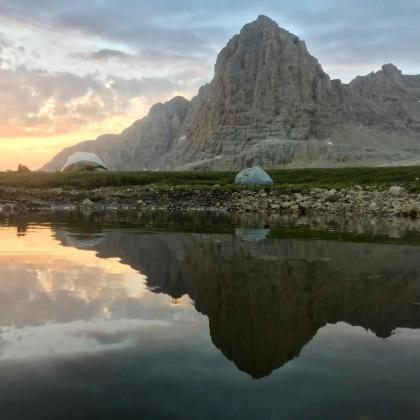 North Face of Direktaş by Selim Özkul