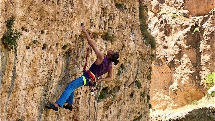 A picture from Kazıklı Ali Canyon by Selim Özkul