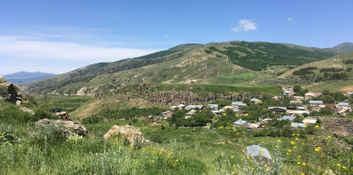 A picture from Kaghsi, Kotayq Armenia by Gohar Barseghyan