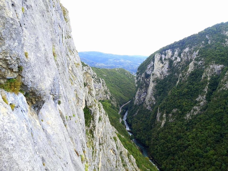 A picture from Tijesno Canyon / Bosnia and Herzegovina by Bözse Hosszu