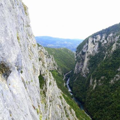 Tijesno Canyon / Bosnia and Herzegovina by Bözse Hosszu