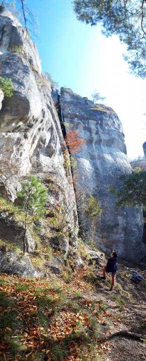 A picture from Súľov / Súľovské skaly by Bözse Hosszu