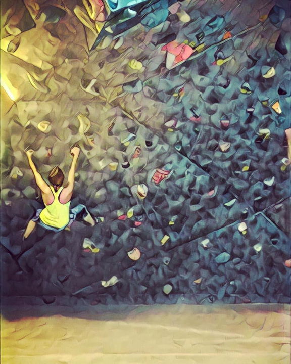 A picture from Monkey Boulder by Andrea Boros