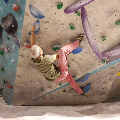 Plus Climbing Koper by Ricky Tram