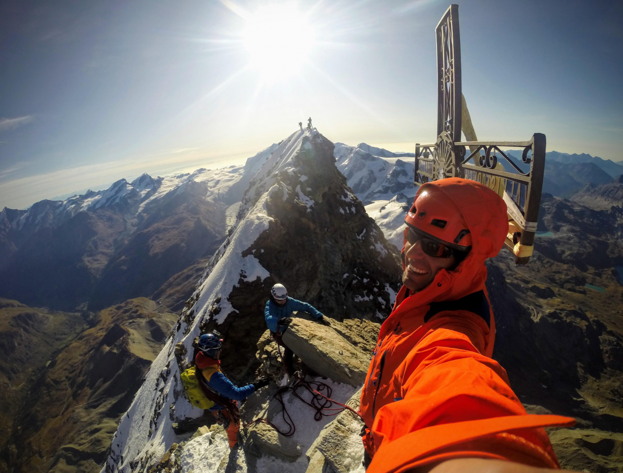 A picture from Matterhorn by Jozef Ďuronka