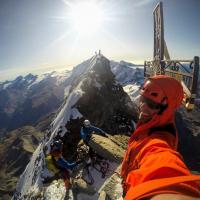 Matterhorn by Jozef Ďuronka