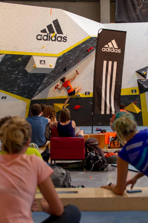 A picture from adidas Rockstars Stuttgart by Natalie Chwalek