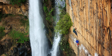 A picture from Waterval Boven by E. S.I