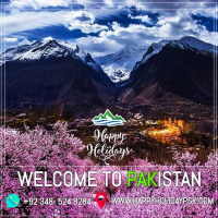 Hunza Valley by Happy Holidays PK Pakistan's No.1 Tour Planner