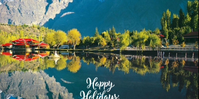A picture from Skardu by Happy Holidays PK Pakistan's No.1 Tour Planner