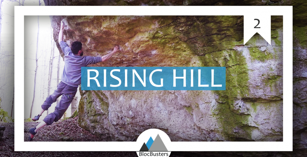 Ep 2: RISING HILL - The Frankenjura Guide in Frankenjura