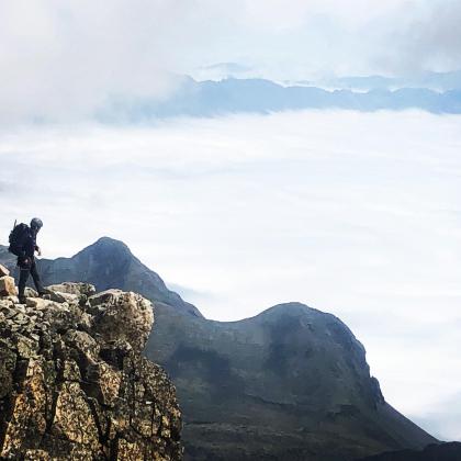 Pico Aneto by Javi de Mora
