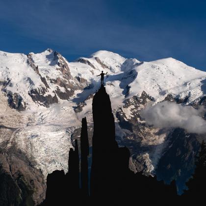 Chamonix by Jan Zahula