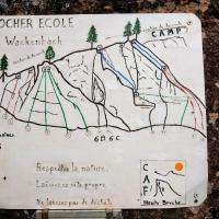 Wackenbach - Schirmeck by Elie Dumas