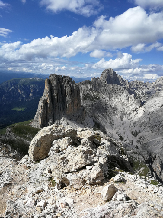 A picture from Roda di Vaèl / Rotwand by Fabio Palmieri