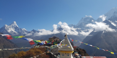 A picture from Everest Region by Himalayan Adventure Intl Treks P.ltd