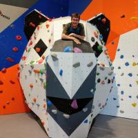 CMC Climbing Mulhouse Center by Elie Dumas