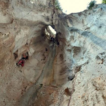 Grotta dell\'Edera by Fabio Palmieri