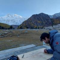 Nanga parbet by Shehryar Khattak