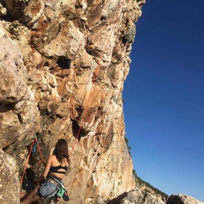 cliffbase by Joanna Gulgowska