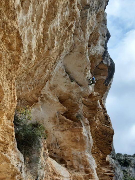 A picture from Rocca di Corno by Fabio Palmieri