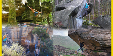 Story in Fontainebleau by BlocBusters Bouldering