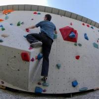 Hueco - salle d\'escalade by Elie Dumas