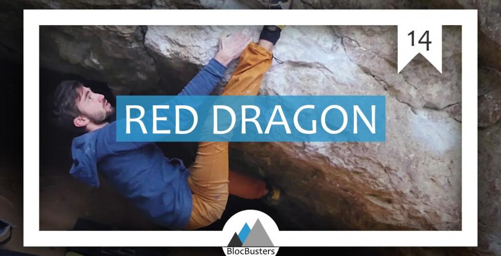Ep 14: RED DRAGON - The Frankenjura Guide in Frankenjura